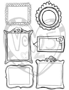 Frames pattern sm