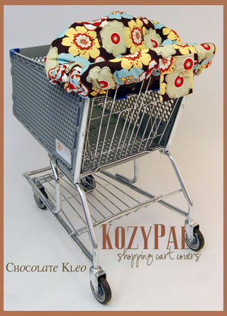 Shopping cart cover 2