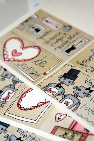 Examples valentines