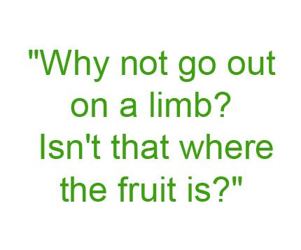Fruit quote