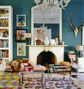 vol.25: interior design inspiration- eclectic-