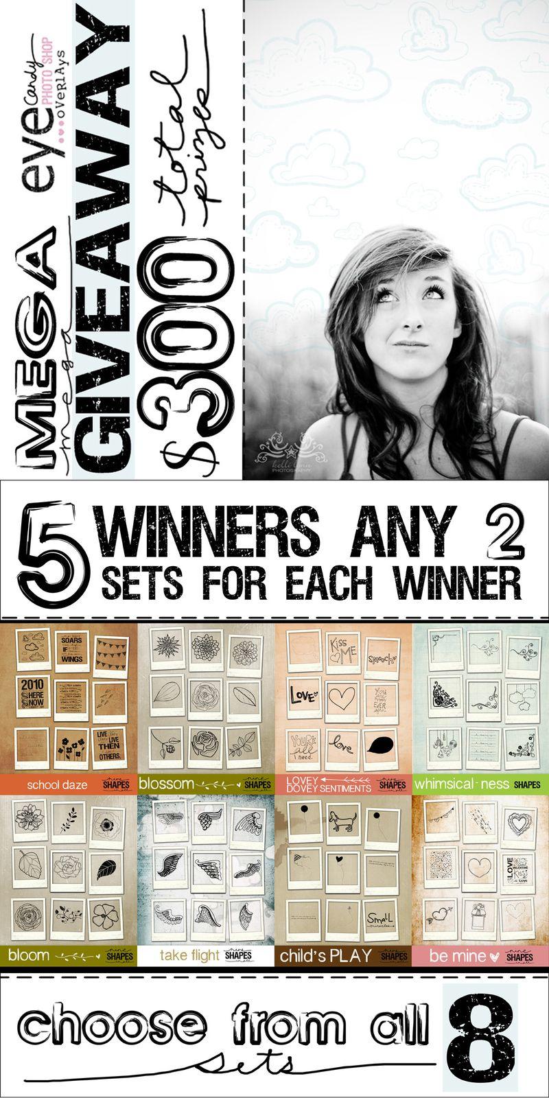 Mega giveaway copy