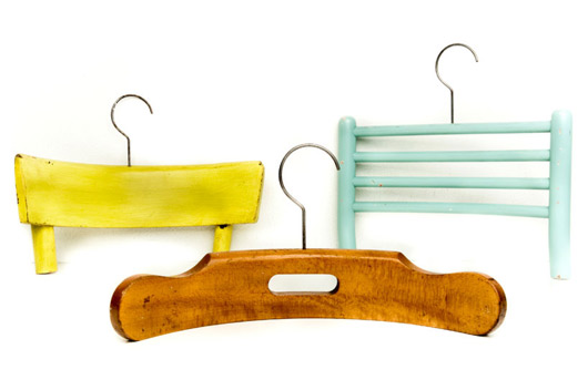Chair hangers
