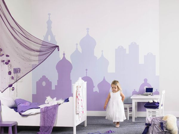 Wallpaper mural kids
