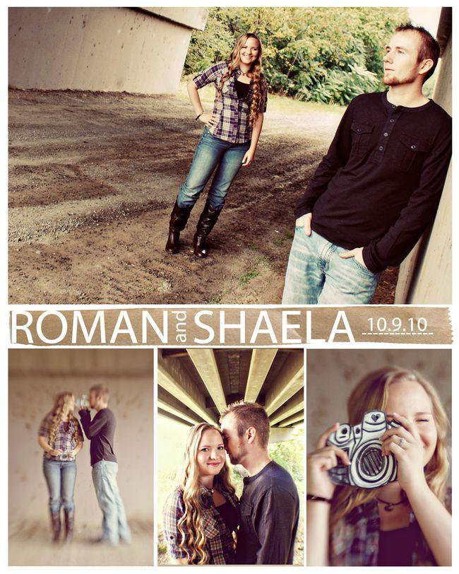 Roman and shaela 1