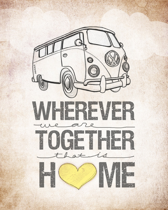 VW WHEREVER WE ARE TOGETHER web