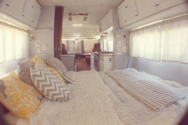 Vol 25 Vintage Motorhome Cute Guest House