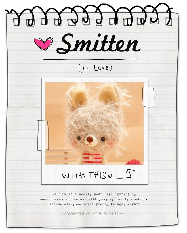 SMITTEN KNITTING DREAMS
