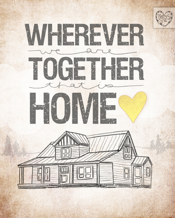WHEREVER WE ARE TOGETHER CABIN WEB