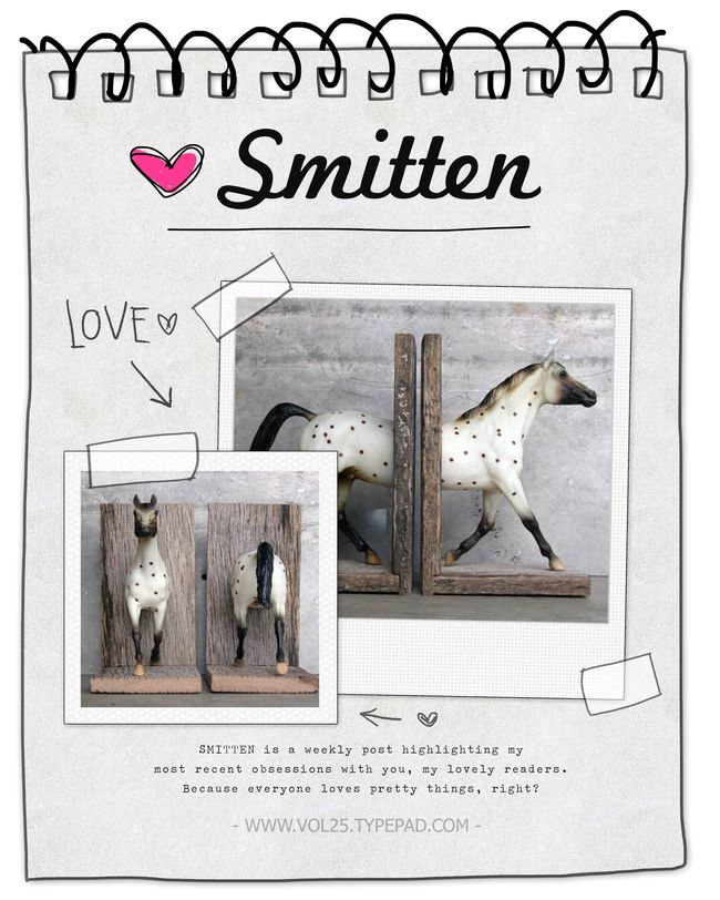 SMITTEN EQUINE BY LAUREN