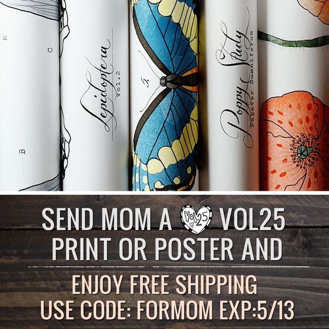 POSTER MOTHERS DAY SALE