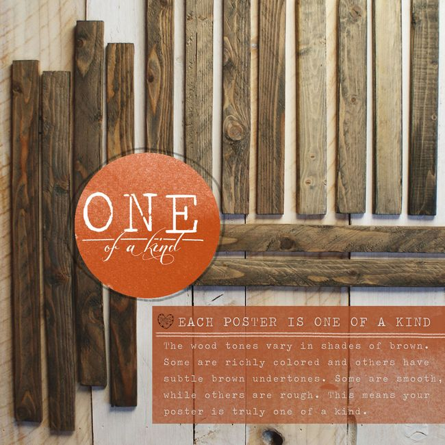 Wood tones for Science Posters by VOL25