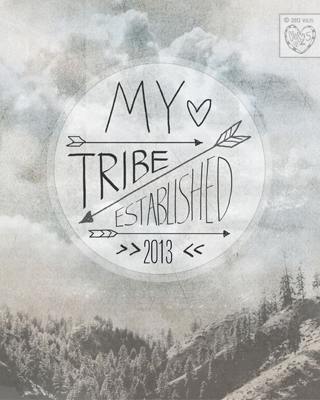 MY TRIBE BY VOL25