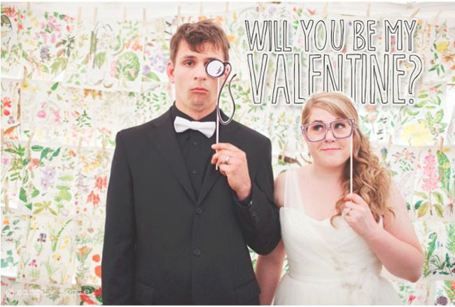 WILL YOU BE MY VALENTINE BY 3 VOL25