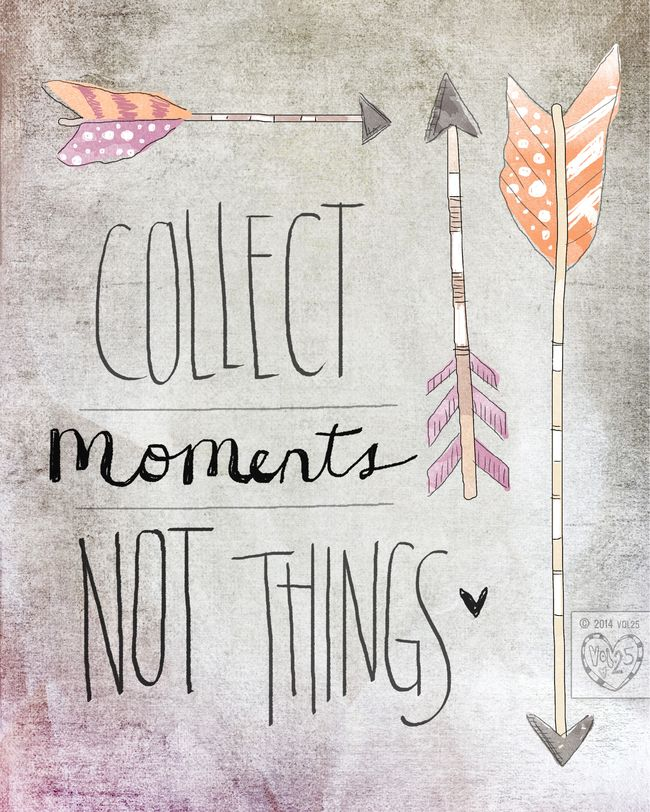 COLLECT MOMENTS BY VOL25