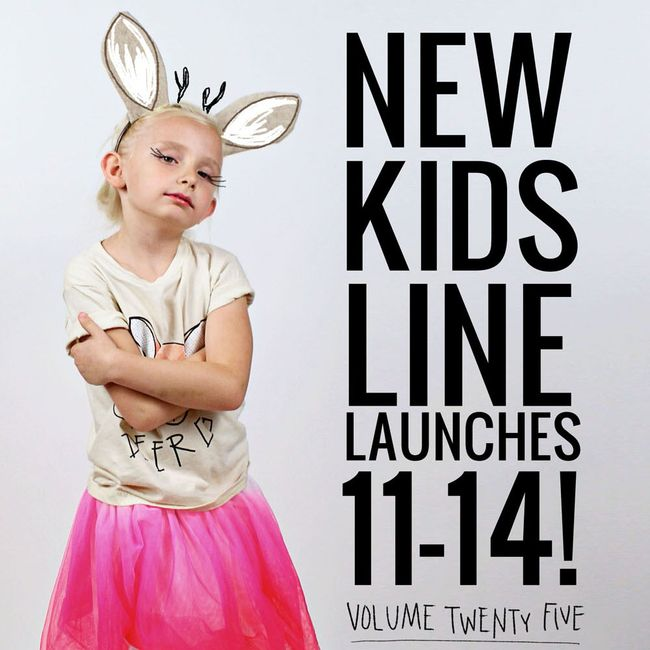 KID LINE LAUNCHES