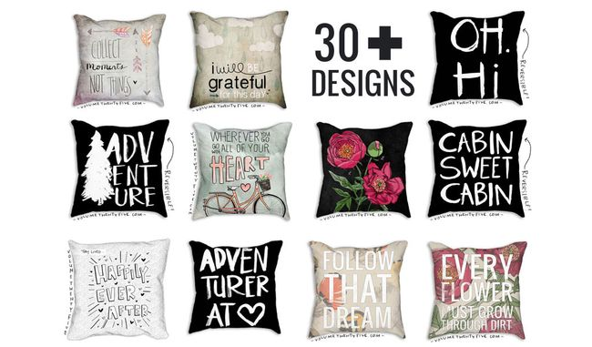 PILLOW 30 DESIGNS
