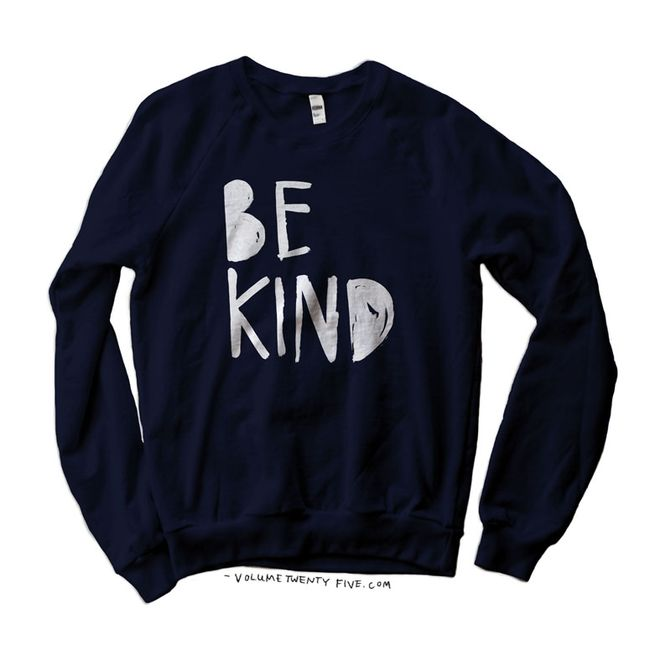 BE KIND NAVY