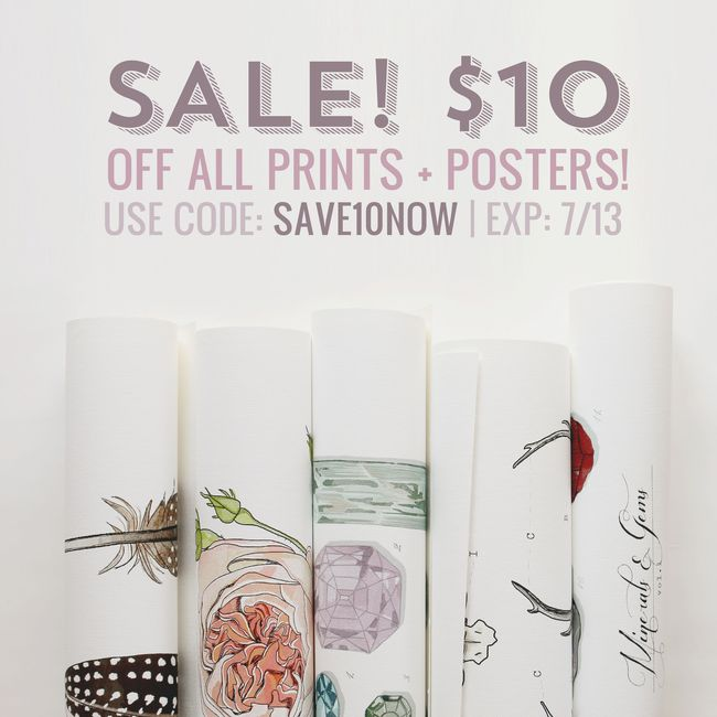SCIENCE POSTERS SALE