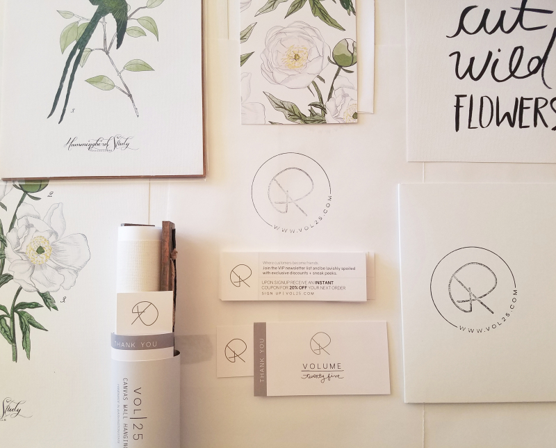 BOTANIC COLLECTION PACKAGING