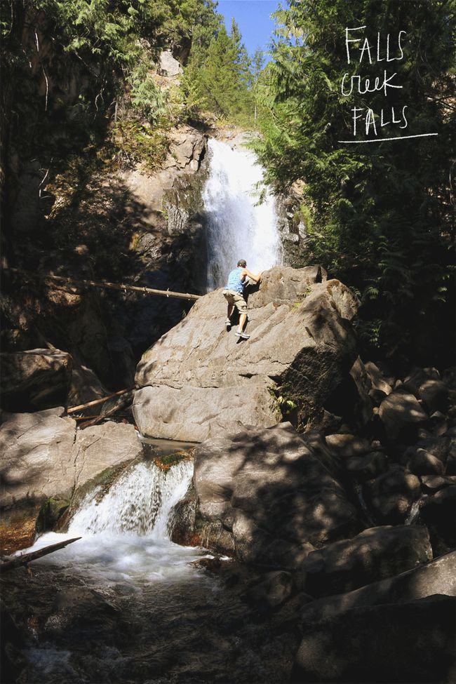 FALLS CREEK FALLS VOL25