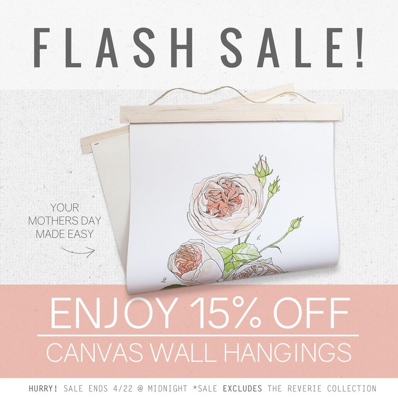 FLASH SALE MOTHERS DAY INSTAGRAM